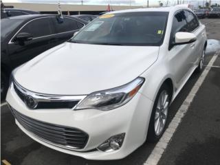 Avalon Limited , Toyota Puerto Rico