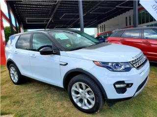 Range Rover Discovery Sport 2016 EQUIPADA! , LandRover Puerto Rico