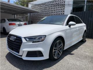 Audi A3 S-line, Audi Puerto Rico