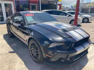 FORD MUSTANG SHELBY 2014, Ford Puerto Rico