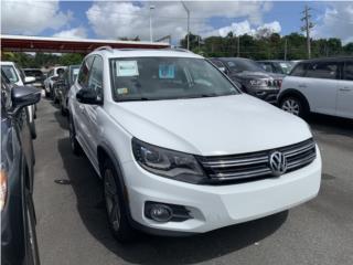 VOLKSWAGEN TIGUAN , Volkswagen Puerto Rico
