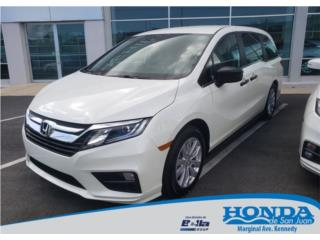 2019 Honda Odyssey LX, Honda Puerto Rico