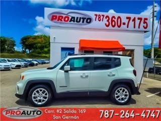 JEEP RENEGADE 2020 GARANTIA, Jeep Puerto Rico