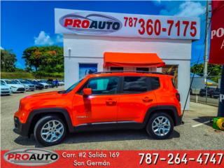 JEEP RENEGADE 2015 FULL LABEL, Jeep Puerto Rico