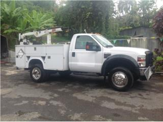 FORD F450 TURBO DIESEL 4X4 2009, Ford Puerto Rico