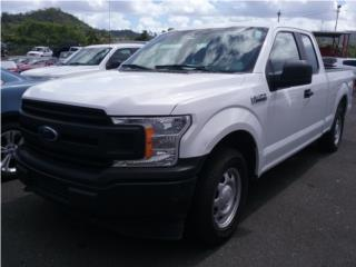 FORD F-150 CAB 1/2  2018, Ford Puerto Rico