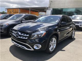 2018 Mercedes-Benz GLA 250 Solo 21K millas, Mercedes Benz Puerto Rico