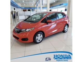 2019 Honda Fit LX, Honda Puerto Rico