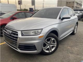 Audi Q5 2018, Audi Puerto Rico