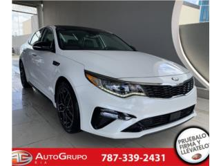 Kia - Optima Puerto Rico