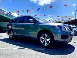 Exelente Nissan Pathfinder 2019, Nissan Puerto Rico