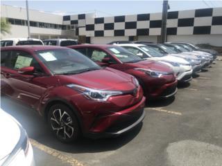 CH-R  2019 APROBADA LIQUIDACION REAL, Toyota Puerto Rico