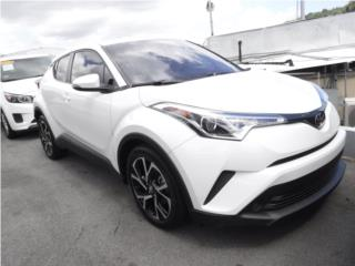 CHR COLOR BLANCA! PRE-OWNED, Toyota Puerto Rico