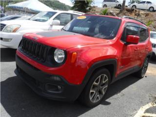 RENEGADE LATITUDE, Jeep Puerto Rico