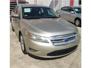 FORD TAURUS 2011, Ford Puerto Rico