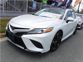 CAMRY XSE 2020, Toyota Puerto Rico