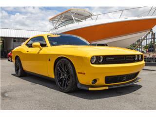 Challenger 392 HEMI / SCAT PACK / POCOS EN PR, Dodge Puerto Rico