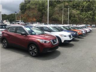 KICKS SR 2019 $3,000 DE DESCUENTO APROBADA, Nissan Puerto Rico