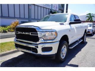 2019 RAM 2500 BIG HORN CUMMINS DIESEL 4X4, RAM Puerto Rico