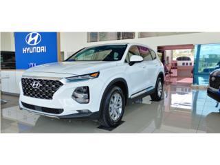 Hyundai Santa Fe 2020 pagos de 359.00 , Hyundai Puerto Rico