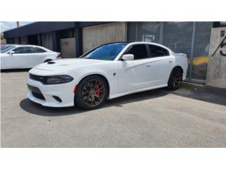 Charger Hellcat 2016, Dodge Puerto Rico
