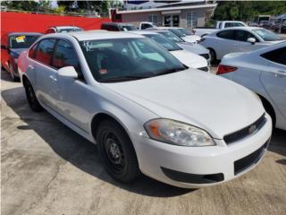 CHEVROLET IMPALA 2012 18KM POLICE INTERCEPTOR, Chevrolet Puerto Rico