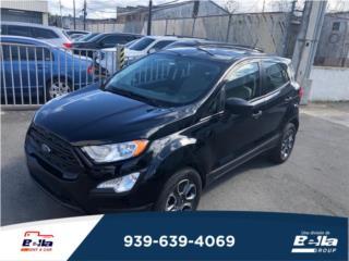Ford EcoSport 2018 ¡Como nueva!, Ford Puerto Rico