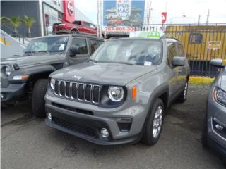 JEEP RENEGADE LATITUD 2020, Jeep Puerto Rico