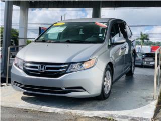 — 2017 HONDA ODYSSEY SPECIAL EDITION —, Honda Puerto Rico