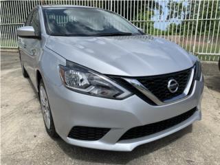 NISSAN SENTRA SV 2017 , Nissan Puerto Rico