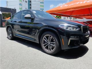 BMW X4 M40 2019, BMW Puerto Rico