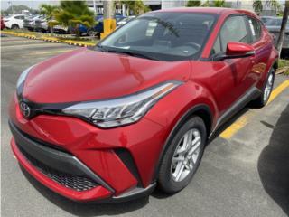 CHR 2020 TE MONTAS APROBADO REAL, Toyota Puerto Rico