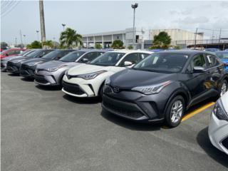 CHR 2020 TE MONTAS APROBADO, Toyota Puerto Rico