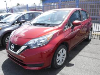 VERSA NOTE PRE-OWNED, Nissan Puerto Rico