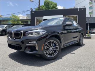 BMW X4 M40i, BMW Puerto Rico