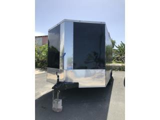 Trailer Multiusos 8.5x16 x 7 Alto $8490.00, Trailers - Otros Puerto Rico