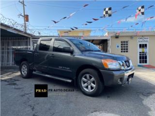 ¡Nissan Titan v8 2011, Solo 50mil millas!, Nissan Puerto Rico