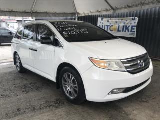 Odyssey 2011 solo $10,995 linda , Honda Puerto Rico