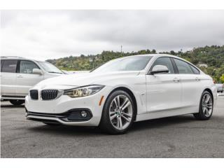 BMW 430i / Gran Coupe / 22k Millas / Ganga , BMW Puerto Rico