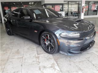 Charger R/T Scat Pack, Dodge Puerto Rico