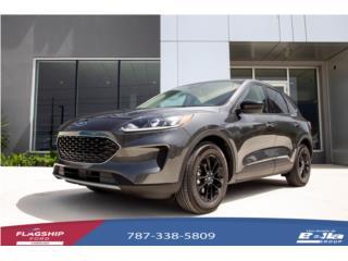 Ford Escape 2.5L Híbrida 2020!!, Ford Puerto Rico