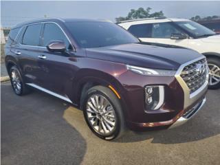 2020 Palisade Limited *Ahorre mas de $8k*, Hyundai Puerto Rico