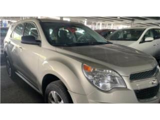 Chevrolet Equinox 2015 *LIKE NEW*, Chevrolet Puerto Rico