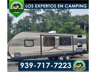 31' Camper Cherokee 2018, Trailers - Otros Puerto Rico