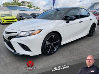 TOYOTA CAMRY XSE 2019, Toyota Puerto Rico