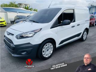 FORD TRANSIT CONNECT CARGO VAN XL 2017, Ford Puerto Rico