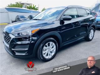 HYUNDAI TUCSON VALUE PKG AWD 2019, Hyundai Puerto Rico