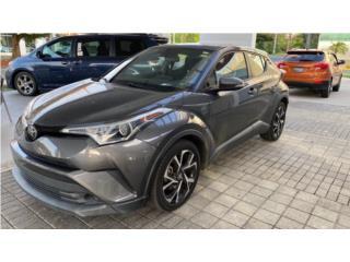 Toyota chr 2018, Toyota Puerto Rico
