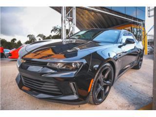 CHEVROLET CAMARO 1LT TURBO BLACK PKG 2017!, Chevrolet Puerto Rico