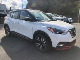 KICKS 2020 HOY DESDE $19,995 REAL LLAMA YA, Nissan Puerto Rico